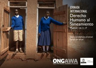 ONGAWA. Jornada sobre Derecho Humano al Saneamiento