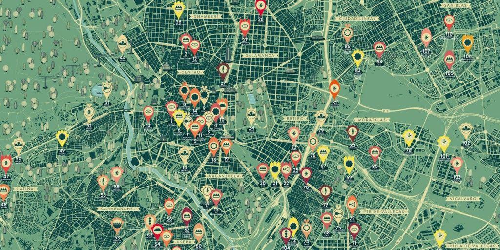 Ruta por espacios de innovación ciudadana