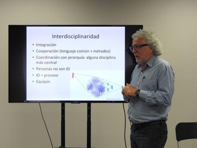 Marcel Bursztyn: Interdisciplinariedad en la investigación sobre sostenibilidad