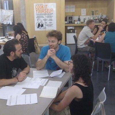 Taller crowdfunding en Medialab-Prado Madrid