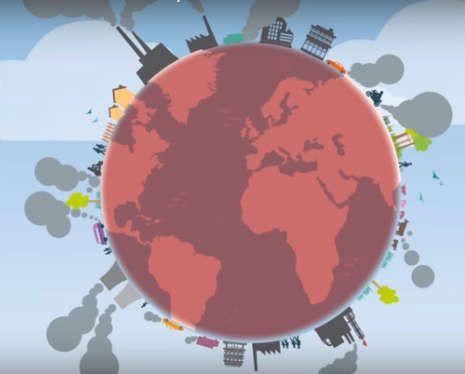 Página oficial de la Conferencia de Naciones Unidas sobre Cambio Climático en París