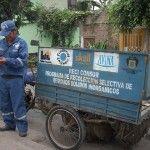 Reciclador en Perú