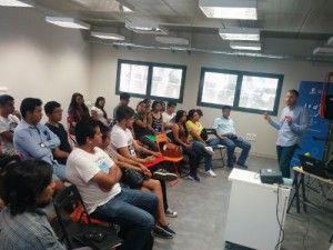 Seminario innovación en agricultura, en el itdUPM