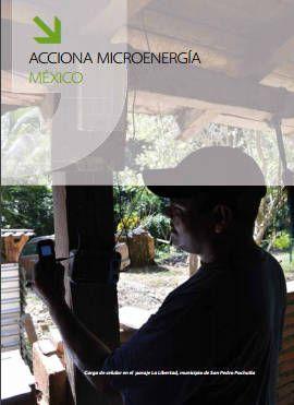 Caso de Estudio: Acciona Microenergía México