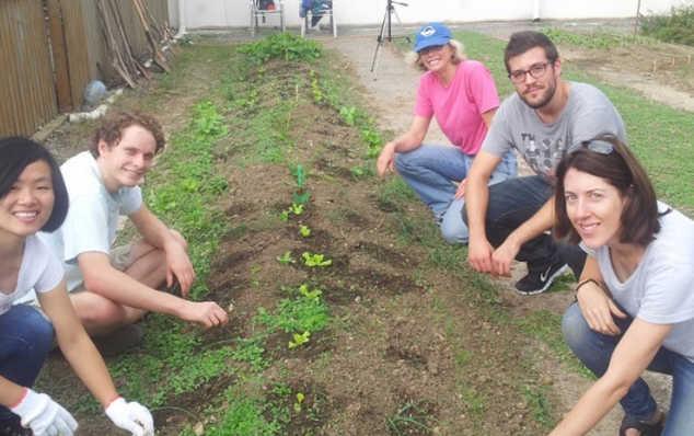 Proyecto Agrocity, agricultura urbana más sostenible