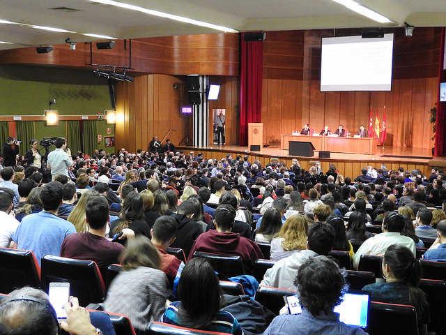 Conferencia de Jeffrey Sachs del pasado 14 de marzo