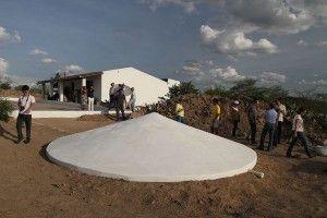 Sistemas de captación de agua de lluvia en el semiárido de Brasil