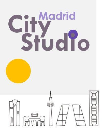 Logo Madrid City Studio